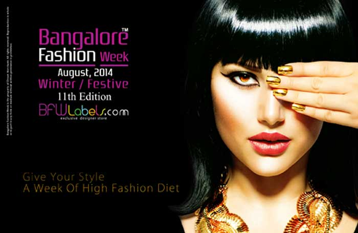 Bangalore Fashion Week 11th Edition