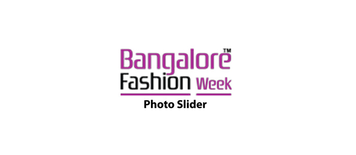 Bangalore Fashion Week Photo Slider