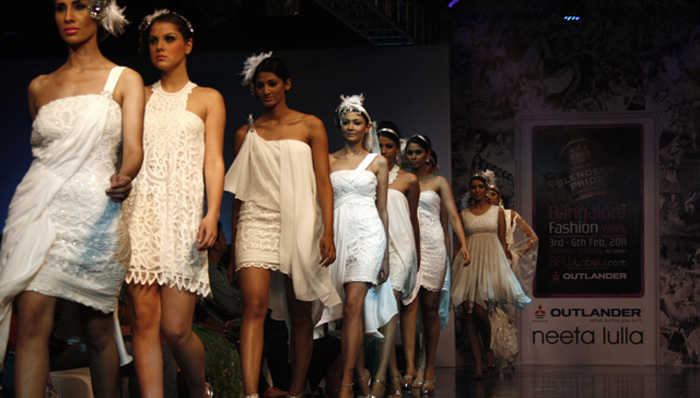 Designer Neeta Lulla at BFW 4